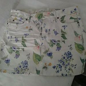H m skirt size 8